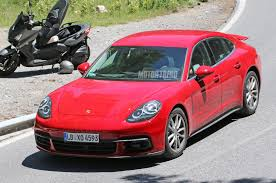 red porsche panamera watch next gen porsche panamera teased ahead of june 28