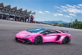 pink lamborghini aventador liberty walk lamborghini aventador sv is oh so pink