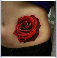 realistic rose tattoo tattoo ideas pinterest tattoos