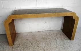 mid century entry table mid century entry table console table a deadly mistake uncovered
