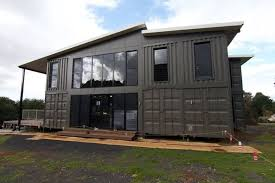 Best shipping container house design ideas 17 AmzHouse