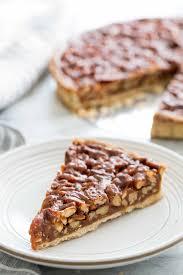 caramel nut tart recipe simplyrecipes com