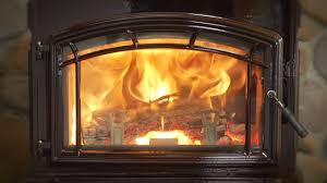 quadra fire explorer ii wood stove video youtube
