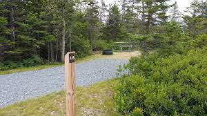 acadia campers fired up over schoodic woods campground