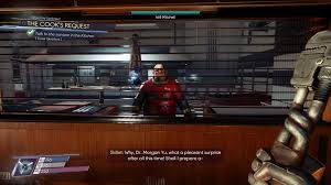prey guide the cook u0027s request walkthrough polygon