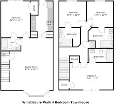 12 X 14 Bedroom Whistlebury Walk Whistlebury Properties Athens Georgia