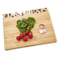 personlized cutting boards personalized cutting board personalized gifts uncommongoods
