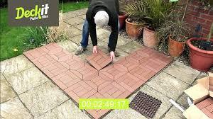 patio ideas interlocking patio pavers lowes enchanting kontiki