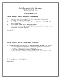 computer resume examples computer science resume template 7 free