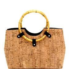 Cork Material Hd3080 Lp Bamboo Handle Cork Material Carry Satchel Mezon
