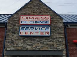 Map Service Center Express Oil Change And Service Center In Nashville Tn 37211