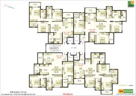 Block House Plans by Snn Raj Serenity Apartments And Flats For Sale In Off