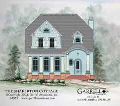 victorian style house shakerton cottage house plan house plans by garrell associates inc