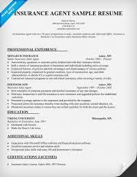 Dump Truck Driver Job Description Resume by The Best Insurance Agent Resume Recentresumes Com