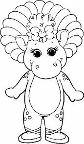 13 barney coloring pages cartoons printable coloring pages