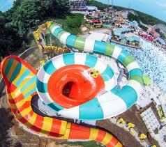 Six Flags Over Georgia Parking Tsunami Surge Six Flags Over Georgia