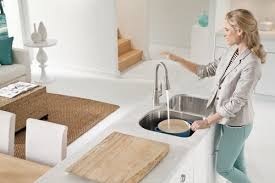 best touchless motion sensor powered what is a touchless kitchen faucet and how does it work