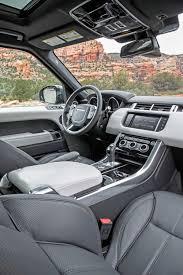 range rover sport interior 2017 range rover td6 and range rover sport td6