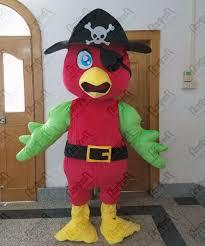 aliexpress com buy eva head black hat pirate parrot mascot