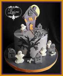 Halloween Decorated Cakes - 116 best haunted cakes images on pinterest halloween ideas