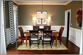 dining room color ideas with oak trim dinning room home design