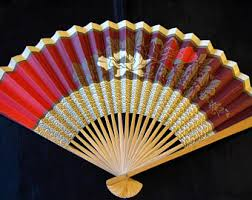 held fans folding fan etsy