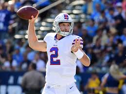 How Much To Bench Bills Confounding Decision To Bench Tyrod Taylor Backfired