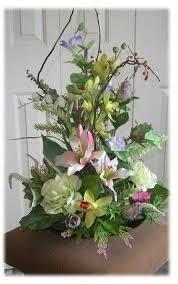 church flower arrangements large silk floral arrangements foter