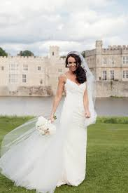 wedding dresses leeds leeds castle wedding bridal portrait photos of