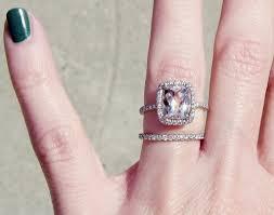 Huge Wedding Rings by Huge Engagement Rings The Desi Knot Engagement Rings Go Big