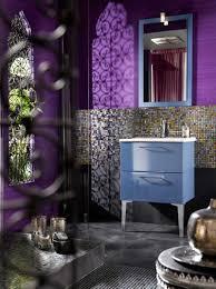 Dark Purple Bathroom Accessories by Outstanding Purple Bathroom Set 149 Purple Bathroom Accessories