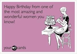 birthday e cards amazing wonderful women birthday e card