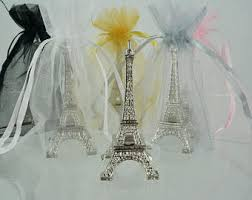 eiffel tower favors eiffel tower favor etsy