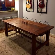 easy diy farmhouse table tablefinished jpg