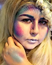 mermaid halloween makeup tutorial maquillaje de sirena youtube