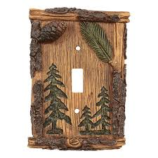 bear light switch covers rustic light switch covers bear wildlife moose designs rustic light