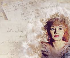 a blog about lucille ball february 2012