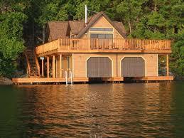 boat house luxury cottage and boathouse on skeleton la vrbo