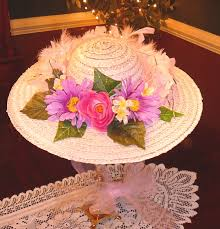 tea party craft idea have kids pick from decorations like flowers