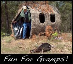 Redneck Hay Bale Blind Turkey Hunting Hunting Advice And Tips For Serious Deer And