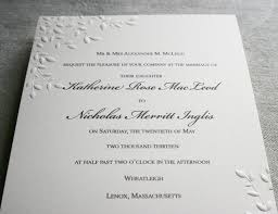 wedding invitations adelaide embossed wedding invitations sunshinebizsolutions