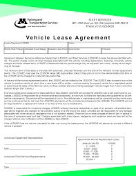 car lease template exol gbabogados co