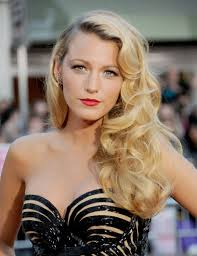 wcw blake lively blake lively hollywood glam hair and
