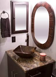 copper bathroom mirrors 12 best premier copper mirrors images on pinterest copper mirror