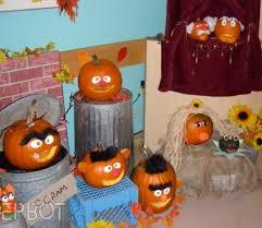 tiki pumpkin carving ideas epbot pumpkin fun