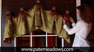 haley valance sewing pattern youtube