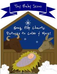 bible fun for kids tiny baby jesus flip chart song u0026 more for