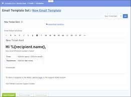 service desk email exles email templates ticket template ticketing management system c1