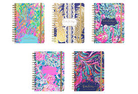 Lilly Pulitzer by Large 17 Month Spiral Lilly Pulitzer Agenda 2018