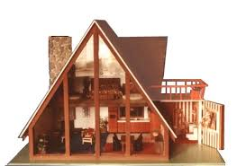 a frame cabin kit a frame house kits architectural designs